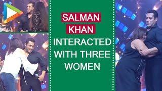 Magnetic Salman Khan, three woman, hilarious Manish Paul - HUNGAMA