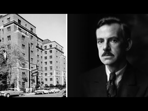 The Ghost of Kilachand Hall: Eugene O'Neill