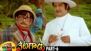 NTR Vetagadu Telugu Full Movie HD | Sridevi | K Raghavendra Rao | Jandhyala | Part 6 | Mango Videos - MANGOVIDEOS