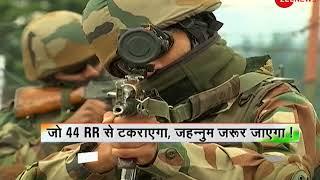 Desshit: Soldiers of Rashtriya Rifles gear up to take martyr Aurangzeb's revenge - ZEENEWS