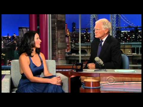 Olivia Munn 2012.08.20 - The Late Show With David Letterman