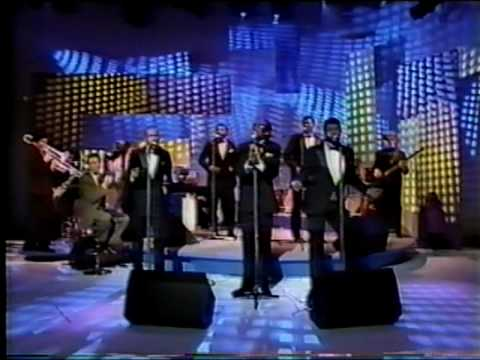 Eddie Kendricks, David Ruffin, Dennis Edwards & Nate Evans - Live at the BBC