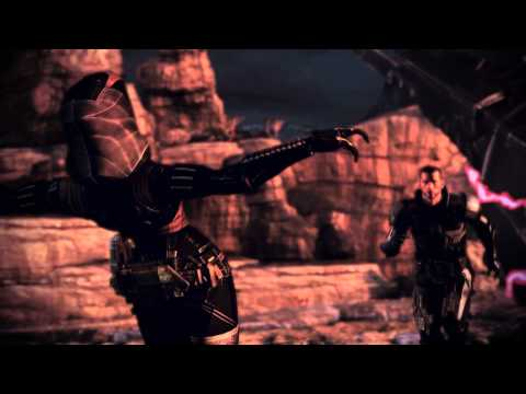 Mass Effect 3 - Shepard's Sacrifice
