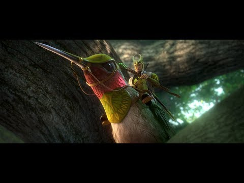 EPIC : La Bataille du Royaume Secret - Bande annonce VF HD