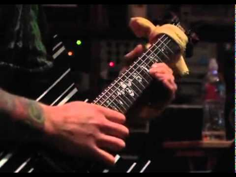 Synyster Gates - Afterlife Solo Lesson in Studio TUTORIAL