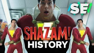 Shazam is the OG Captain Marvel - CNETTV