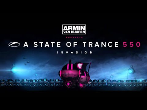 A State Of Trance 550 Anthem Contest Podcast