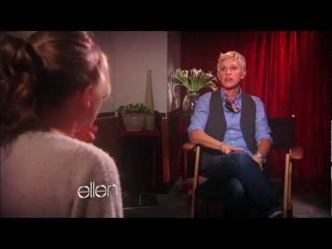 Ellen Gets Serious with Taylor Swift, Part 2