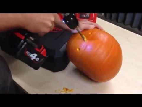 Power Tools Direct: Power Tool Pumpkin