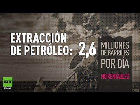 ¿Por qué los precios mundiales del petróleo siguen bajando?
