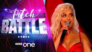 The Way I Are (Dance With Somebody): All the King's Men ft Bebe Rexha - Pitch Battle: Live Final - BBC