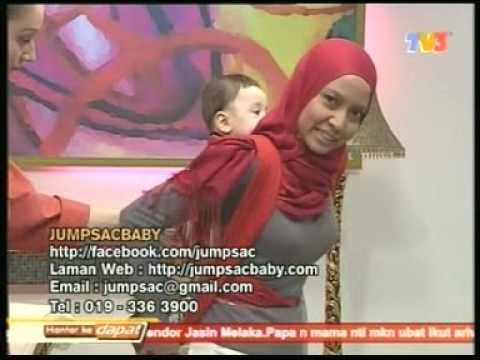 Jumpsac Baby on Wanita Hari Ini TV3 - Part 3