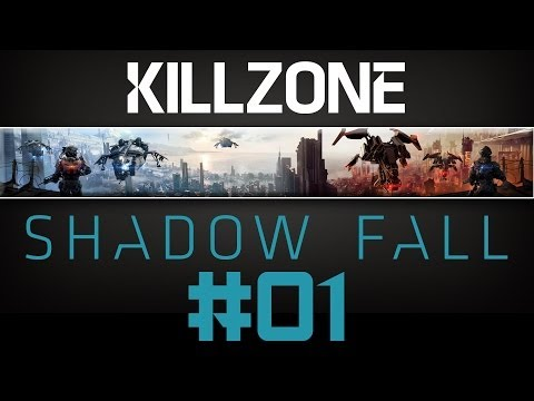 Killzone Shadow Fall - PS4 - Parte 1 - por Hu0r
