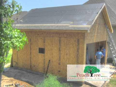 Peachtree Pest Control- Handyman Services