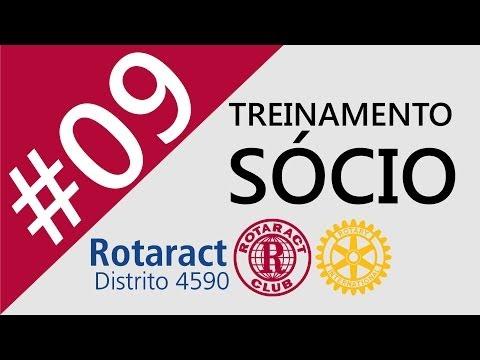 #09 Treinamento Sócio - 10 Dicas para um Rotaractiano
