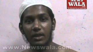 Man alleges police harassment by police -- being treated at Osmania General Hospital - THENEWSWALA
