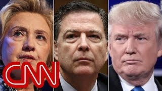 NYT: Trump wanted to order prosecution of Clinton, Comey - CNN