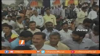 కెసిఆర్ హైదరాబాద్ లో ఎంఐఎం ని ఎదుర్కొనే దమ్ముందా? | CPI Narayana Challenges KCR | iNews - INEWS