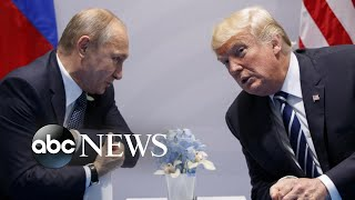A Washington Post report claims President Trump concealed details of talks with Putin - ABCNEWS