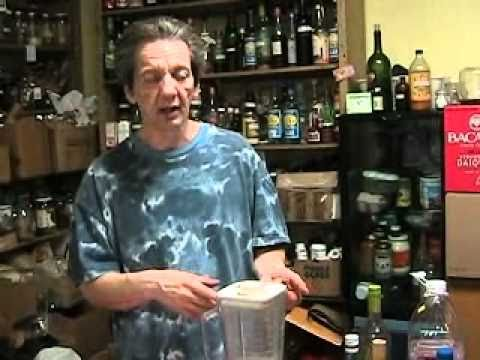 Making an Aloe Vera Gel (Part 1 of 2)