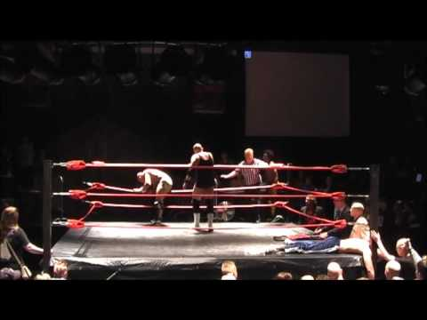 Showdown 7 - Red Star Empire attacks Sean Lucas