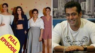 'Veere Di Wedding' Team Launches Film's Trailer | Salman's Special Strategy For Da-Bangg Tour & More - ZOOMDEKHO