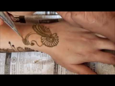Best Easy Bridal Mehndi Designs - 2014 Mehendi Designs For Hands
