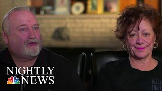 This Woman Was Considered Nearly Brain Dead. 4 Mon Later, She's A Medical Mira | NBC Nightly News - NBCNEWS