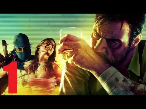 Max Payne 3 Story Walkthrough (Part 1)