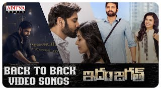 IdamJagath Back to Back Video Songs ||  Sumanth, Anju Kurian || Anil Srikantam - ADITYAMUSIC
