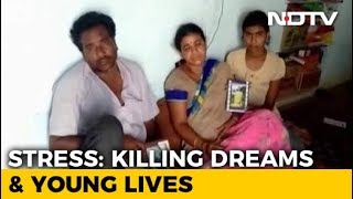 50 Suicides In 60 Days: Dark Reality Of Andhra, Telangana Coaching Centres - NDTV
