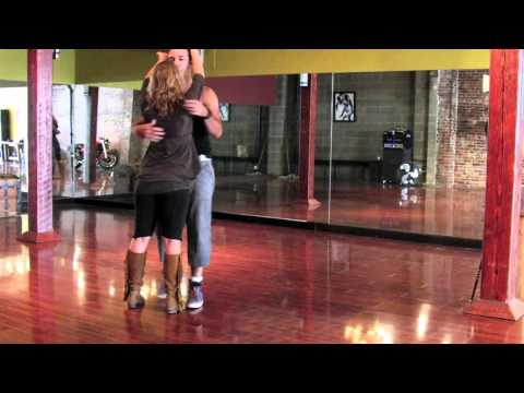 Vassili and Christine Zouk and Kizomba Freestyle Social Dancing (Salsa Lessons.tv)