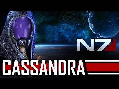 Mass Effect 3 -a- Cassandra (Tali & Shepard Tribute)