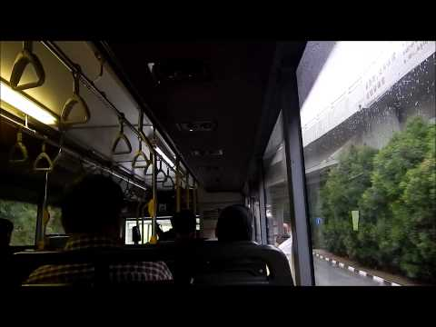 SBST: Ride On SBS2810S [Service 93] Volvo B10M Mark IV (DM3500)