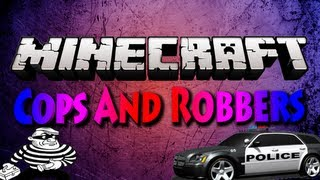 Minecraft COPS AND ROBBERS Minigame #3
