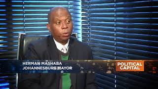 Herman Mashaba sets his sights on the Gupta brothers on #Political Capital - ABNDIGITAL