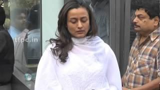 Namrata Shirodkar pay homage to Dr  Rama Naidu - TFPC