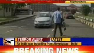High alert at Kochi airport - NEWSXLIVE
