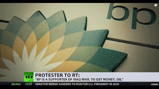 'Massive slap in the face': Activists slam British Museum's ties to BP - RUSSIATODAY