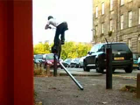 FreeStyle Street Mountain Bike  (MTB) Danny MacAskill Inspired