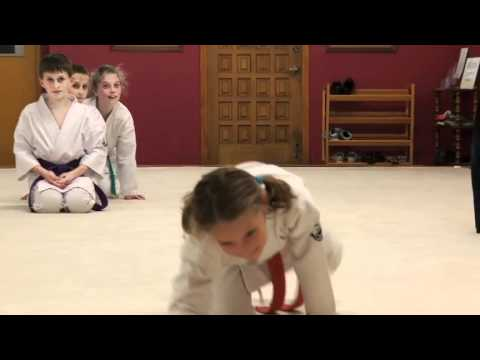 Aikido for Kids - Conditioning Exercises - Vook