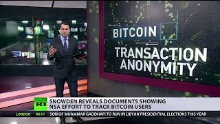 NSA's been trying to track down bitcoin users long before crypto boom – Snowden docs - RUSSIATODAY