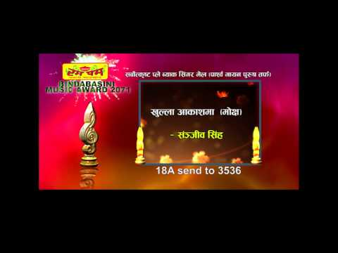 Nominees of Bindabasini Music Award 2071 | Top 5 in 31different Categories | Bindabasini Music