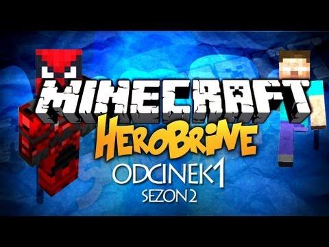 Minecraft Herobrine - PIERWSZY CAVE - SEZON 2 [#1]