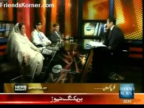 News night with Talat 6th july 2011 Part 4.flv