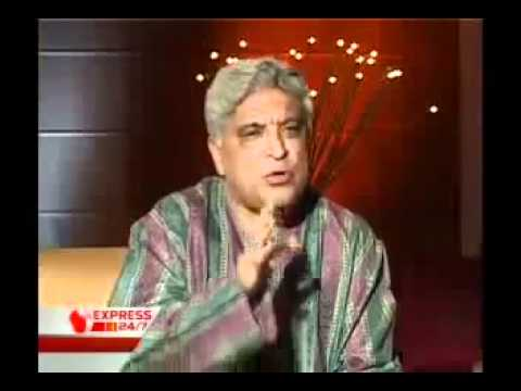Javed Akhtar Powerfull Slap to Pakistani JOURNALIST Munizae Jahangir - YouTube.flv