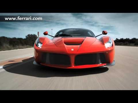 LaFerrari - official launch video / video ufficiale