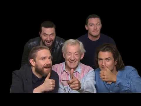 The Hobbit: The Battle of the Five Armies - World Premiere in London - Official Announcement