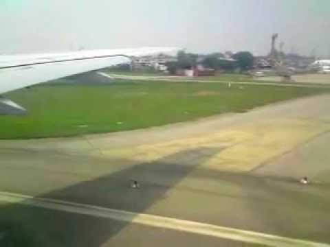PIA 777-200ER PK301 Takeoff from Benazir Bhutto International Airport(ISB/OPRN)