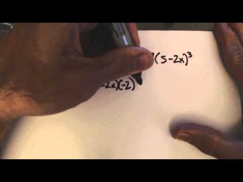 Nth Derivative Test Problem 2d